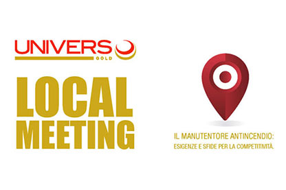 local meeting | universo gold